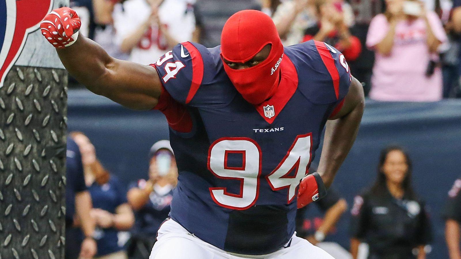 Houston Texans Roster Moves Antonio Smith Rejoins Texans