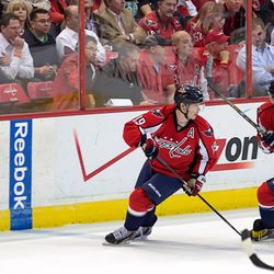 Backstrom and Ovechkin