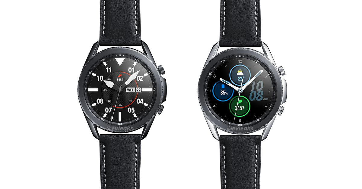 Galaxy Watch 3 appears to leak in detailed hands-on video
