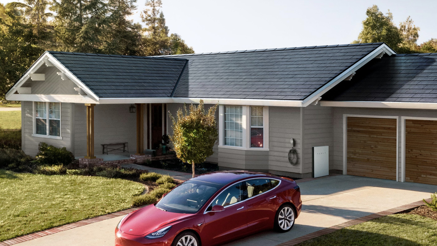Tesla S New Solar Glass Roof Tiles Are The First Version Ready For A Wide Rollout The Verge