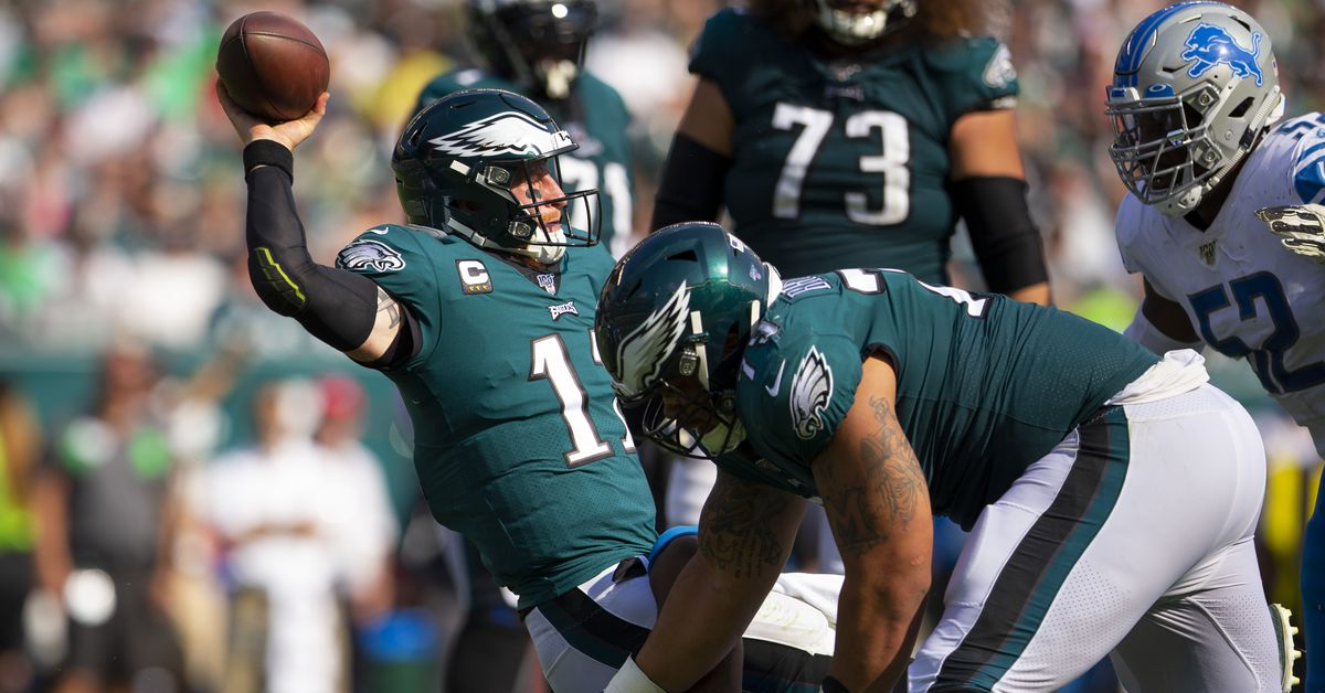 Reacting to the Eagles' loss to the Lions