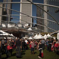 Chicago Gourmet 2012 kicks off