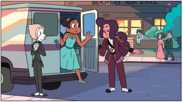 From Steven Universe #2 (2017)