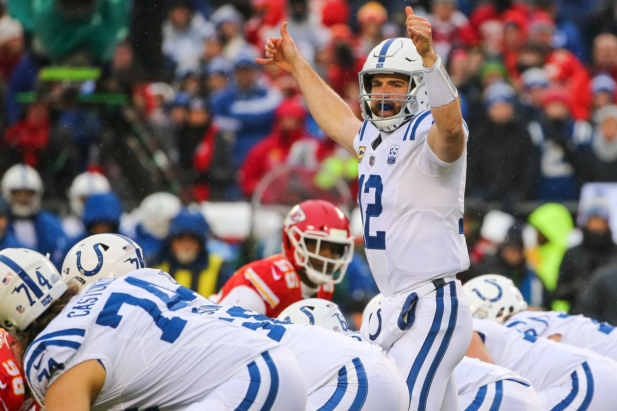 Colts News Espn Says The Colts Have The Nfl S Best Pass