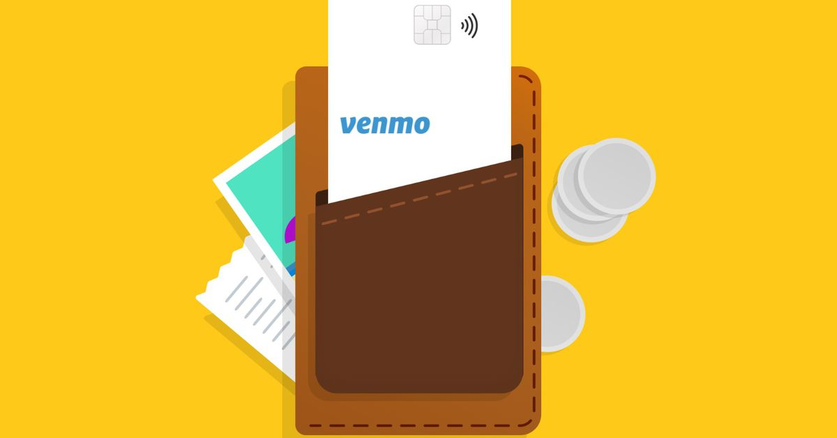 Venmo is officially launching its physical...