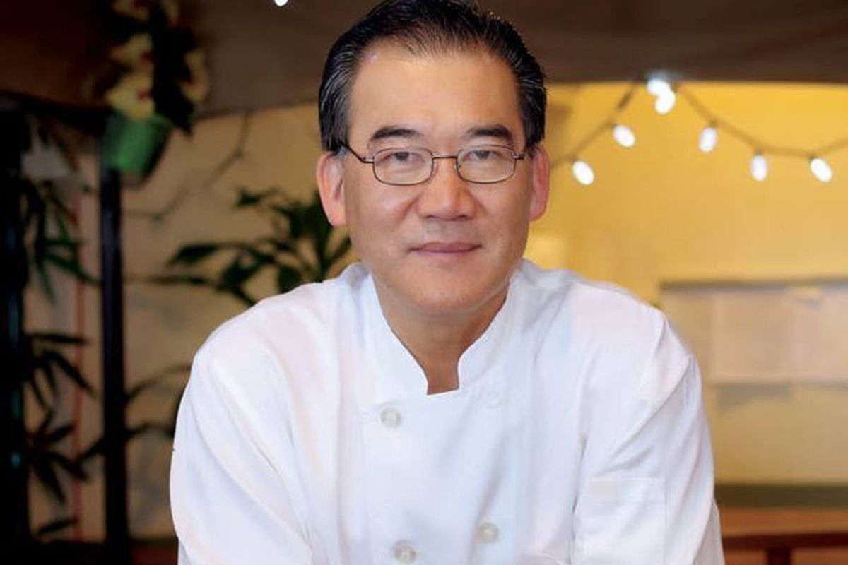 Chef Kenny Chye