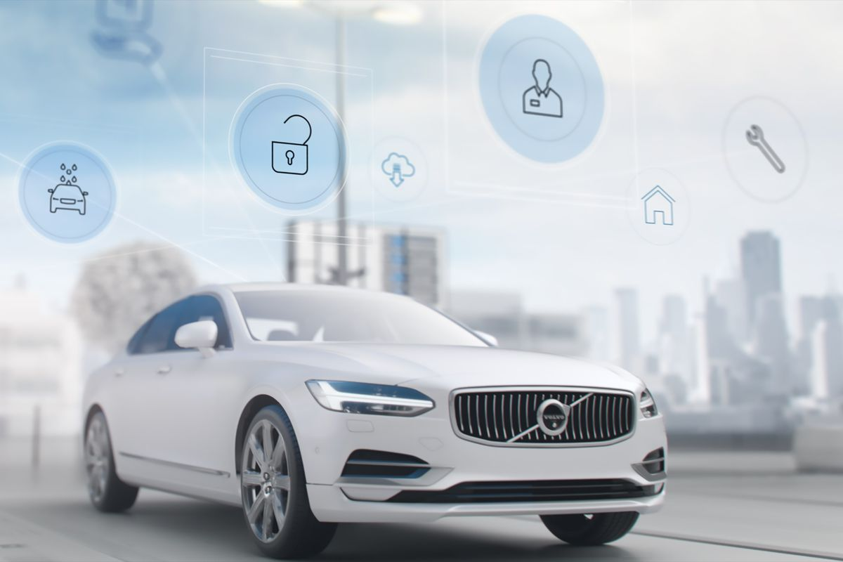 Volvo Buys Luxe Assets To Boost Its Car Services The Verge
