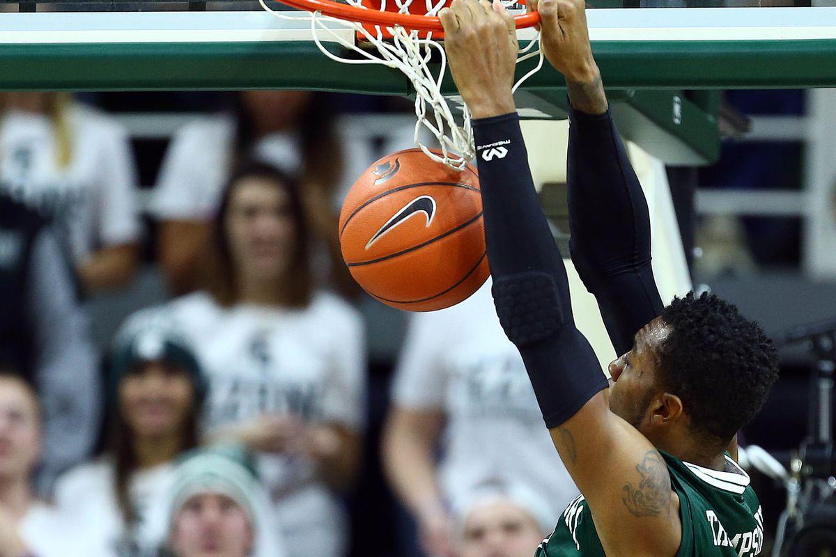 NCAA Basketball: Eastern Michigan at Michigan State