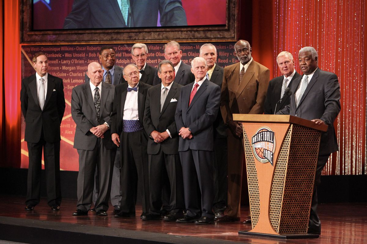 2010 Basketball Hall of Fame Induction Weekend