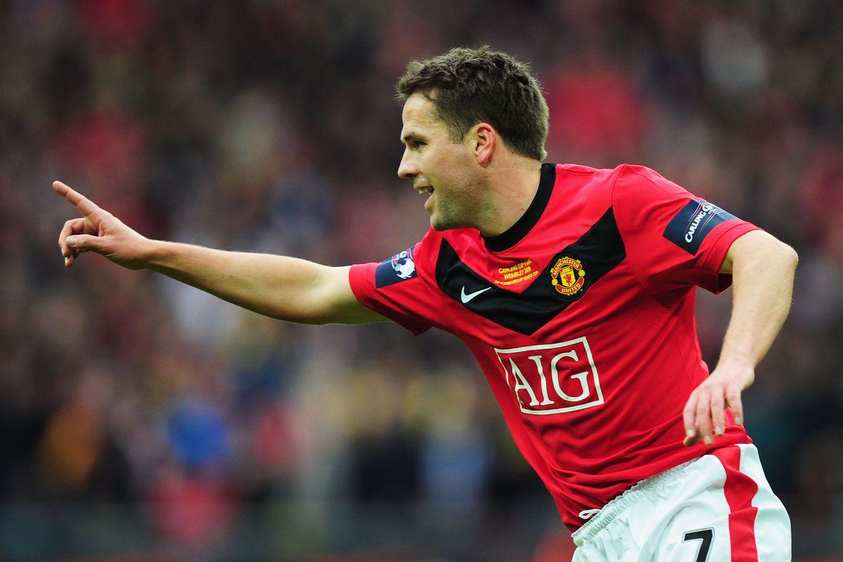 Aston Villa v Manchester United - Carling Cup Final
