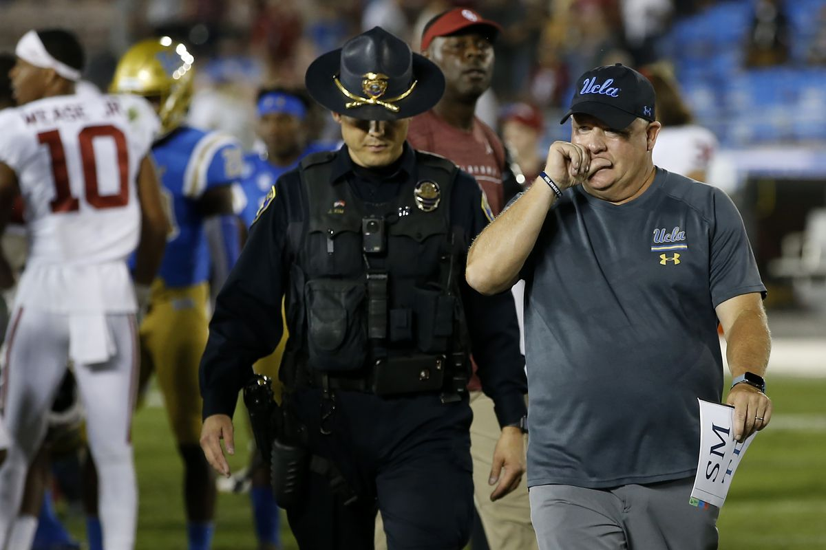 Oklahoma v UCLA