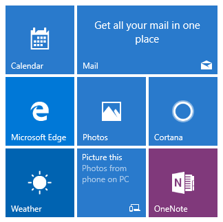 A history of the Windows Start menu | The Verge