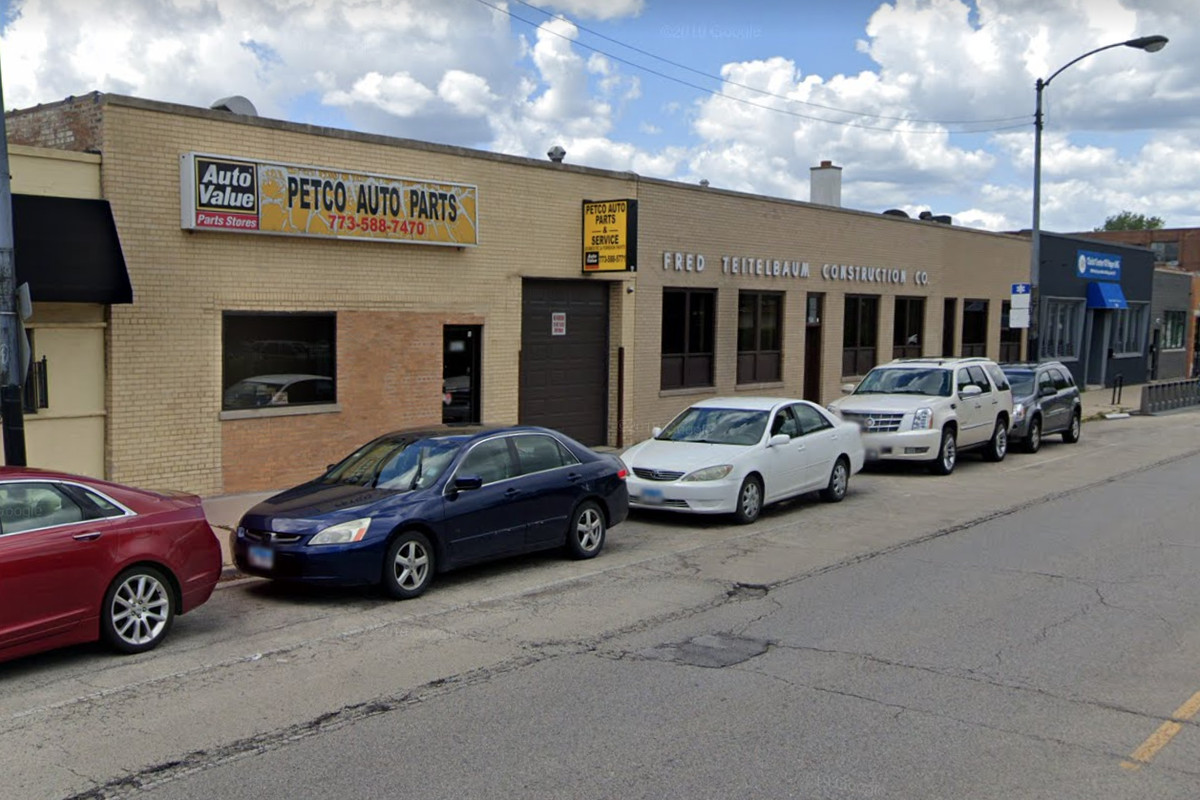 Burglars smashed a window with a brick to steal cash and auto parts April 30, 2020, at a store in the 5500 block of North Kedzie Avenue.