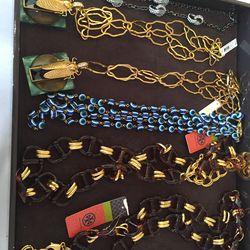 Necklaces, $45