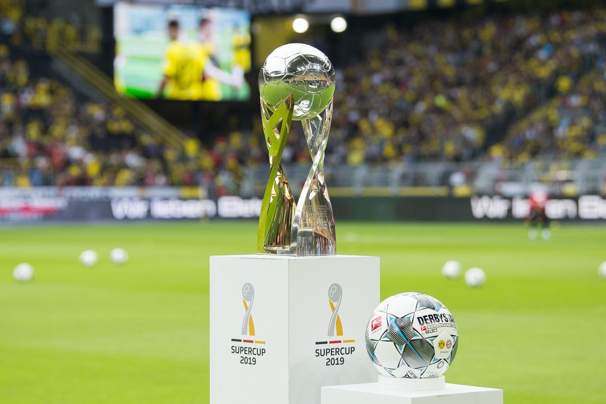 Borussia Dortmund v Bayern Muenchen - DFL Supercup 2019