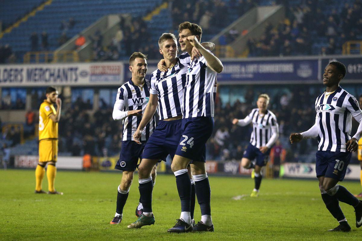 Millwall v Port Vale - Sky Bet League One