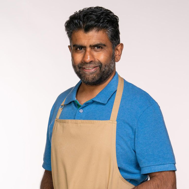 2020 Great British Bake Off contestant Mak