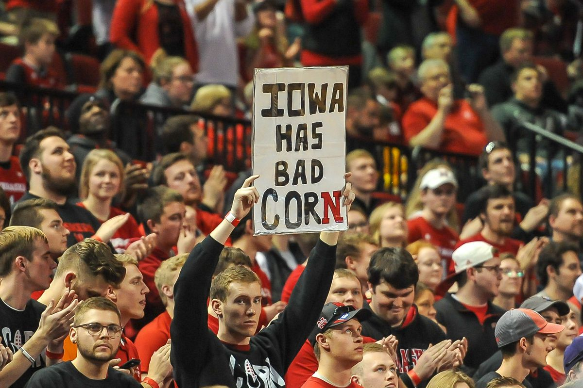 Iowa v Nebraska