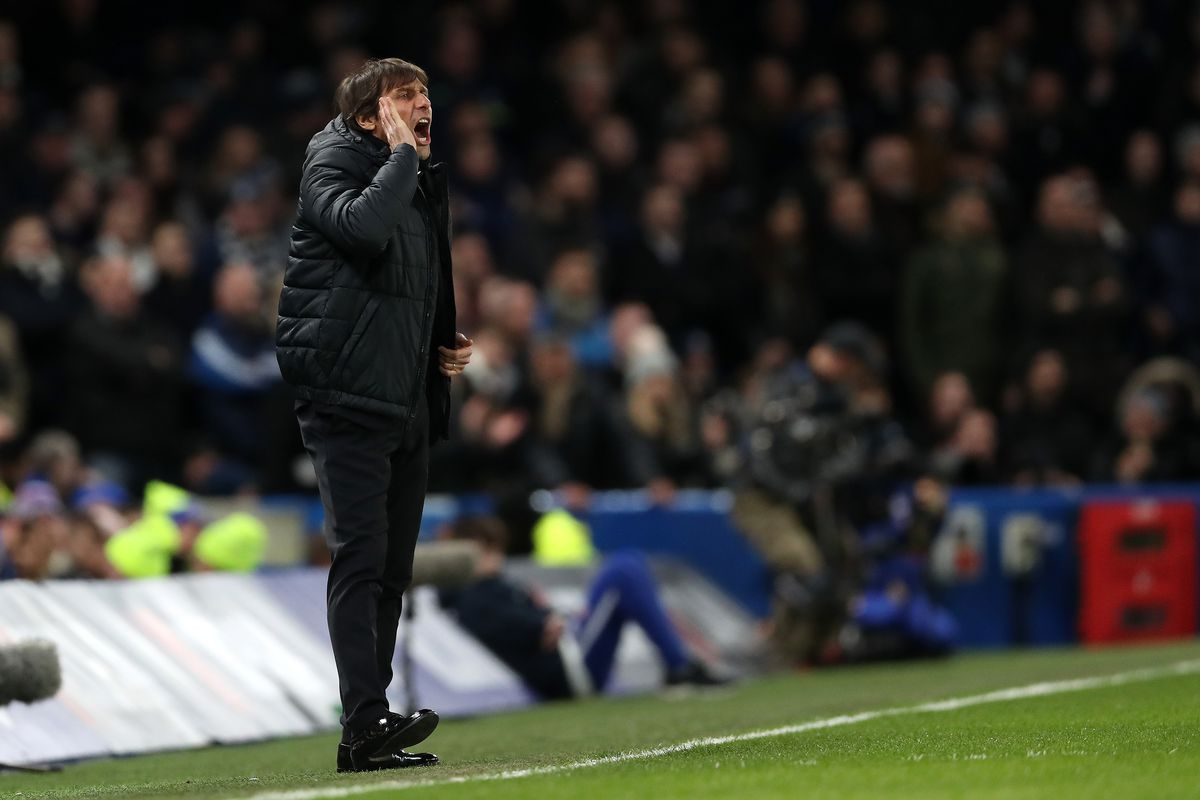 Chelsea manager Antonio Conte calls for end to speculation over his future