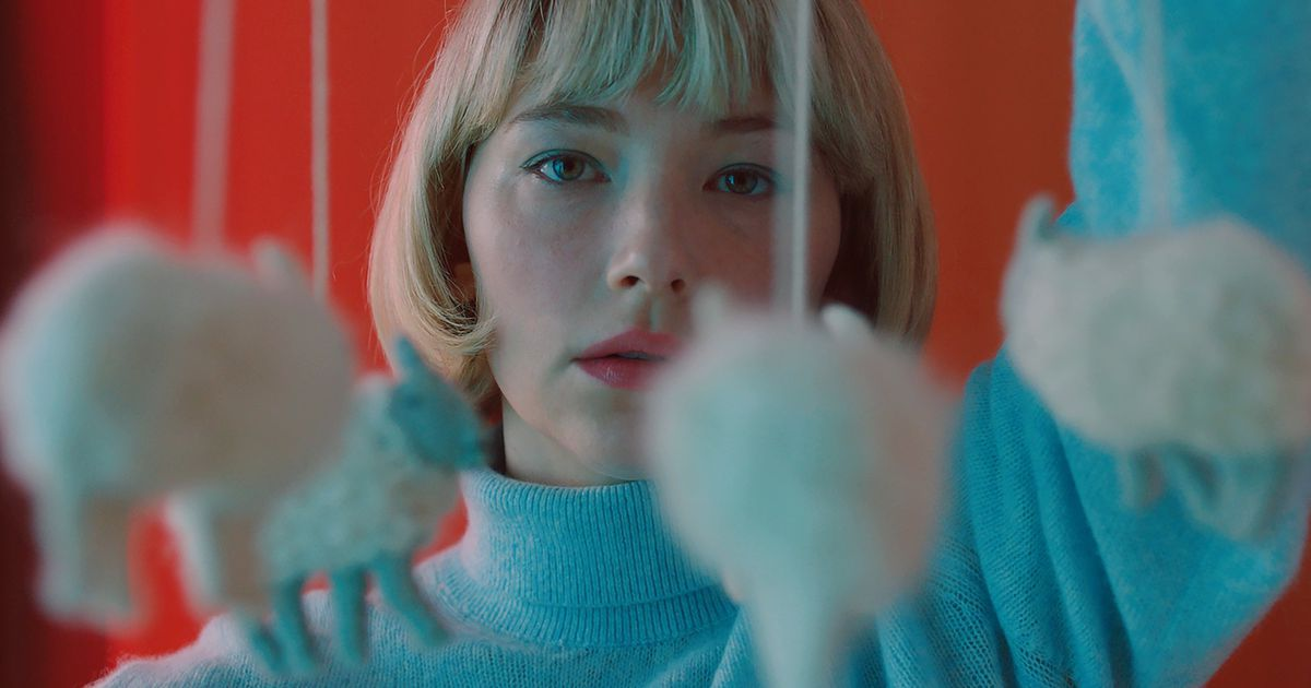 haley bennett in swallow