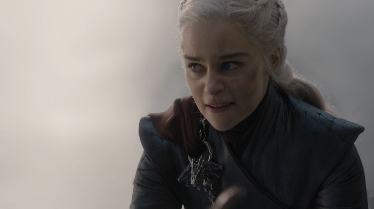 Game of Thrones season 8 episode 3 The Bells Daenerys Targaryen the Mad Queen