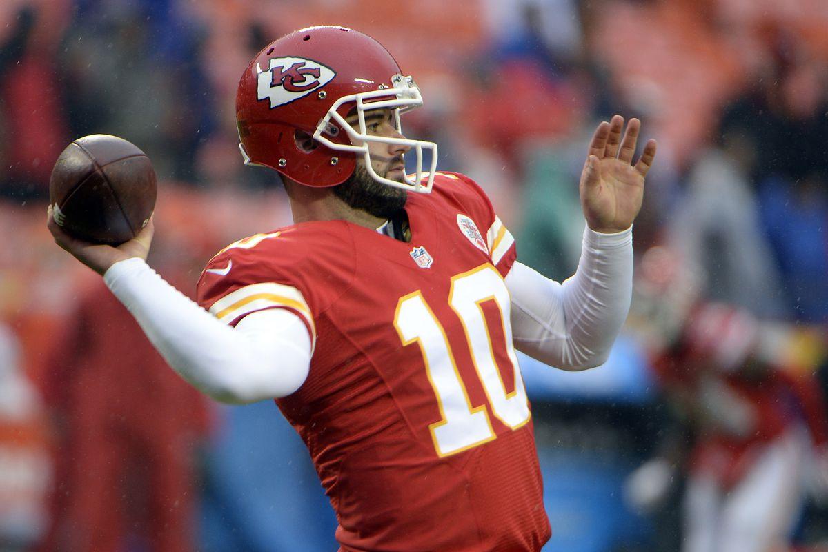 2ba7e1b9952 Eagles Rumors: Doug Pederson views Chase Daniel as a starting quarterback