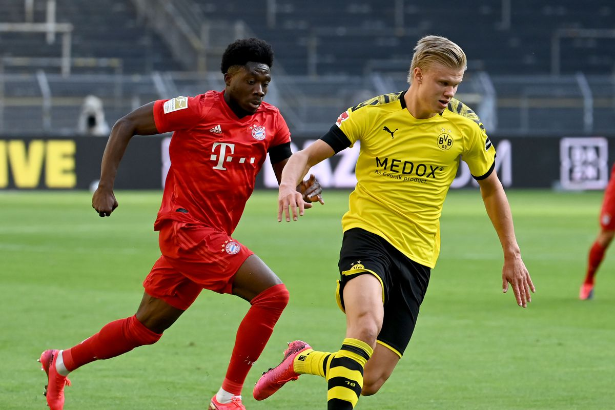 Five Observations From Bayern Munich S Nervy 1 0 Win Over Borussia Dortmund Bavarian Football Works
