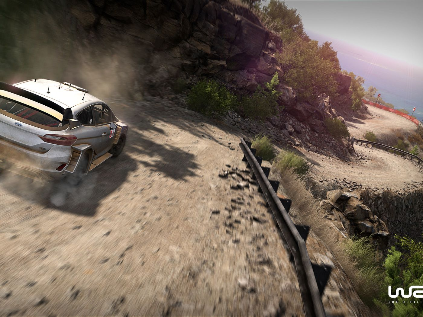 WRC's official rally racing game returns after skipping 2018
