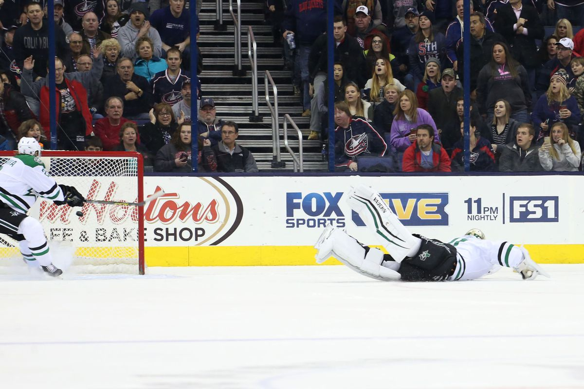 This photo is probably not going to adorn Niemi's basement wall in retirement.