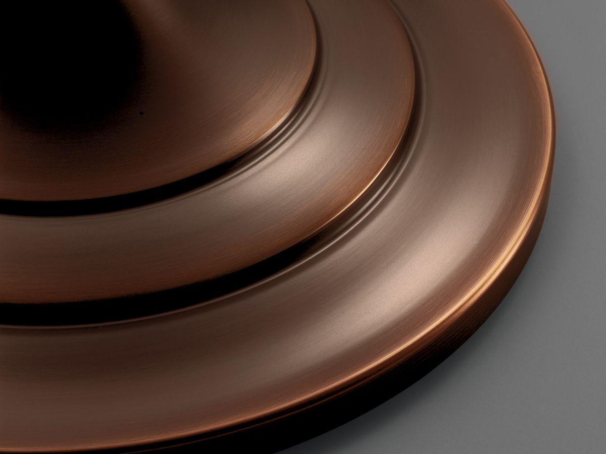 Copper Finish For Exterior Light Fixture
