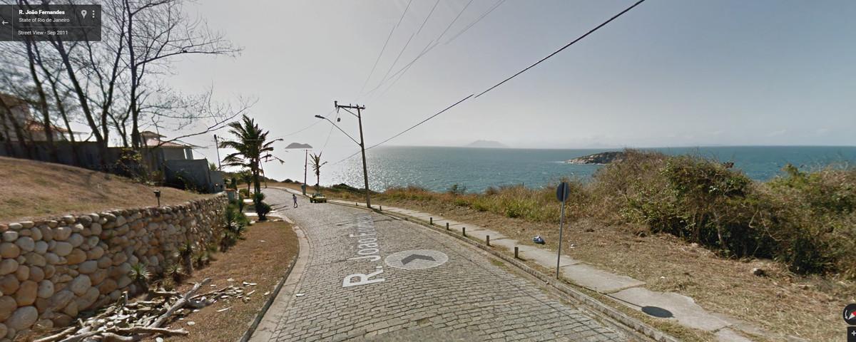 Rio roads