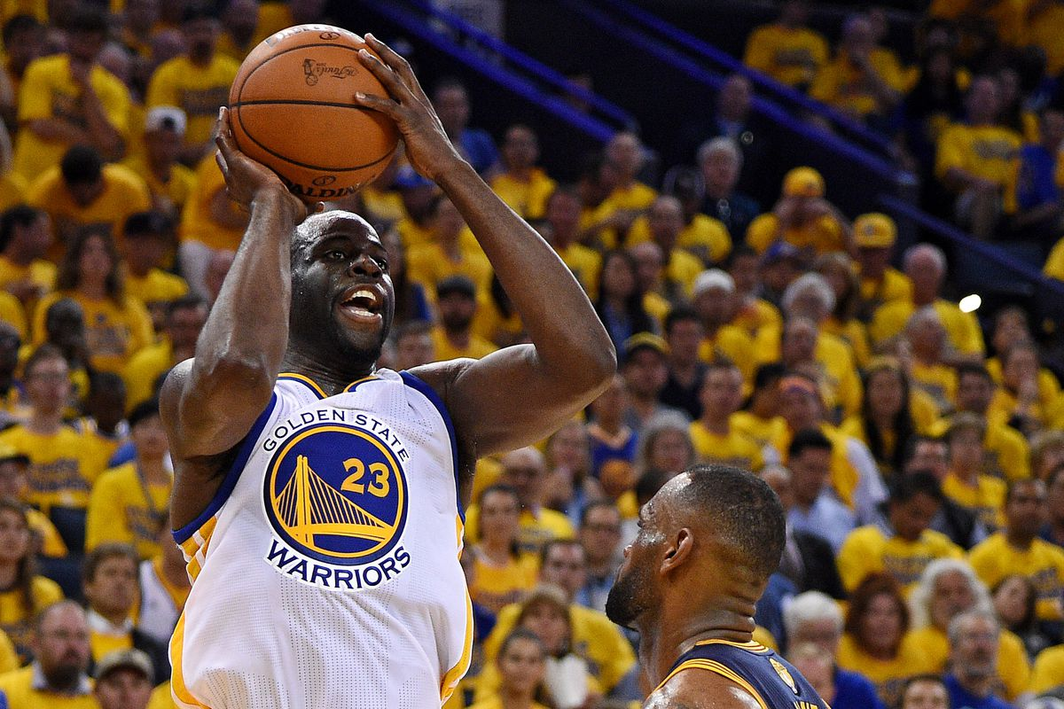 Dirty Draymond is leading the Finals MVP pack