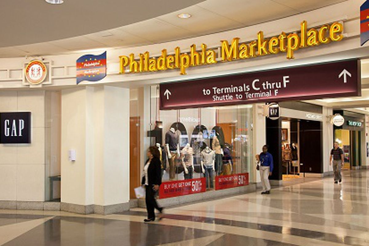 Shopping and more at Philadelphia International Airport. Posted on Friday, Apr 22, Find something to eat or sip or buy at the Philadelphia airport. There are retail offerings throughout.