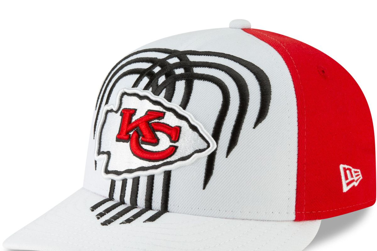 d0e325fdf76 Kansas City Chiefs 2019 draft hats are here - Arrowhead Pride