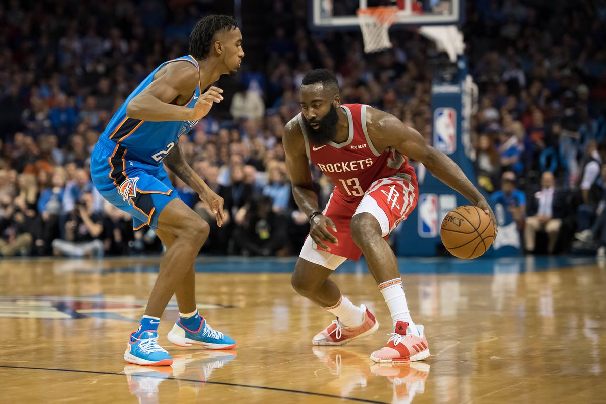 abbfeb0c791 Houston Rockets vs. Oklahoma City Thunder game preview - The Dream Shake