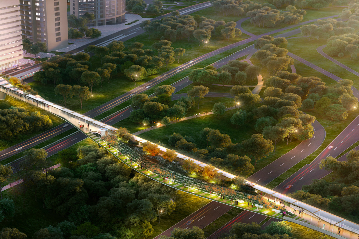 Craigslist Com Philadelphia >> Crystal City-Reagan Airport connection: Costs, renderings, benefits - Curbed DC