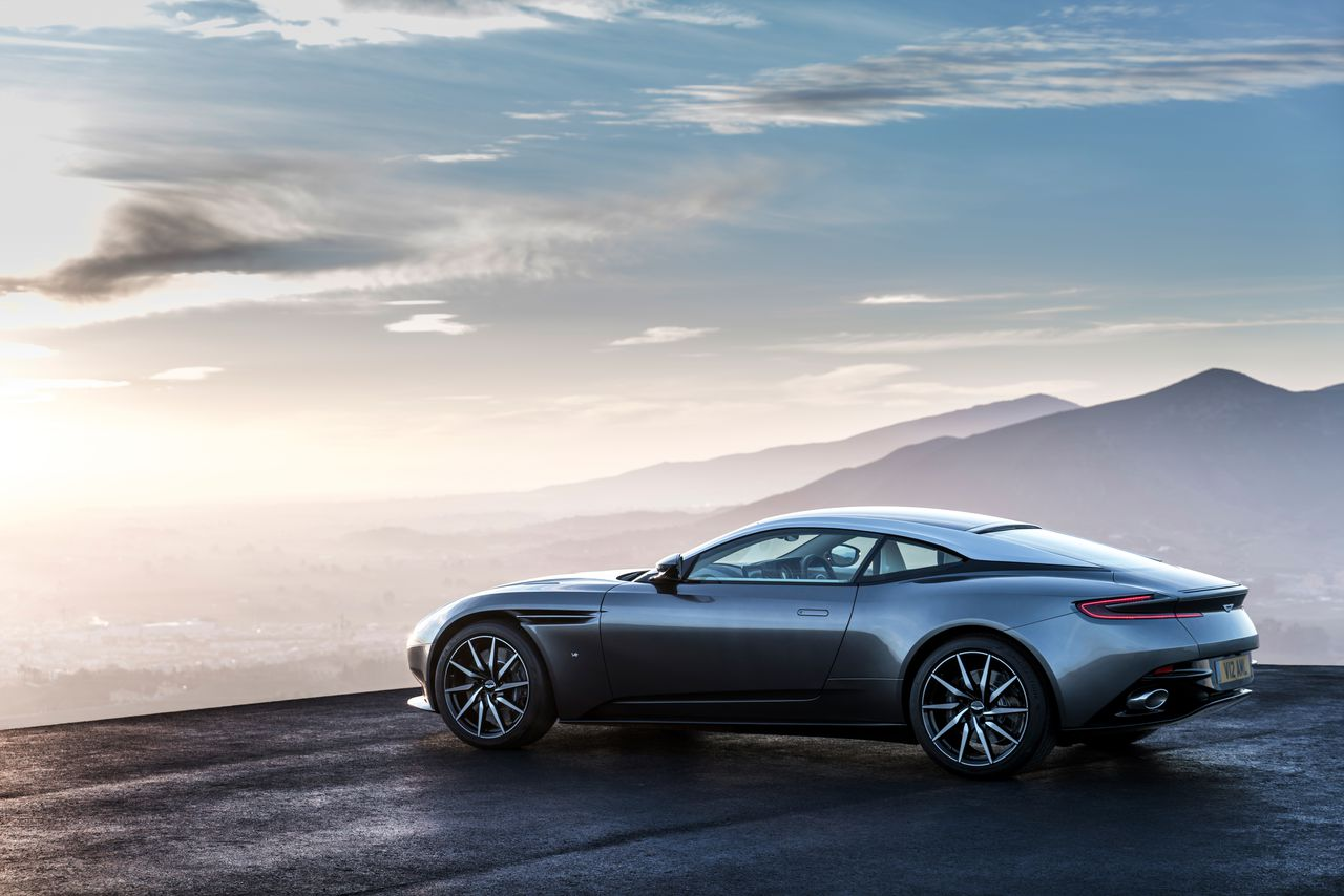 aston martin's db11 is the gorgeous bond car of the future | the verge
