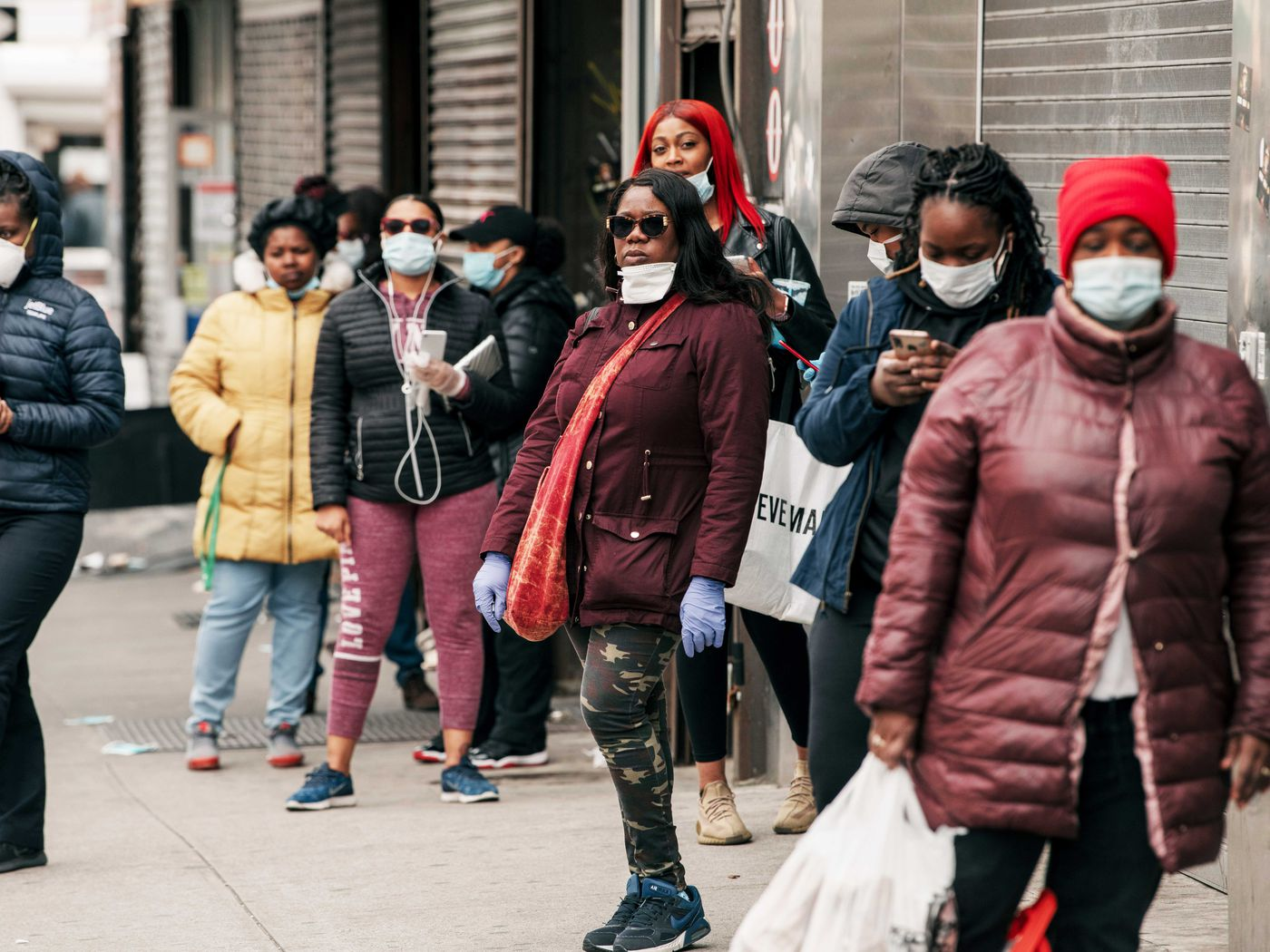 New CDC data: Covid-19 is affecting black Americans at ...