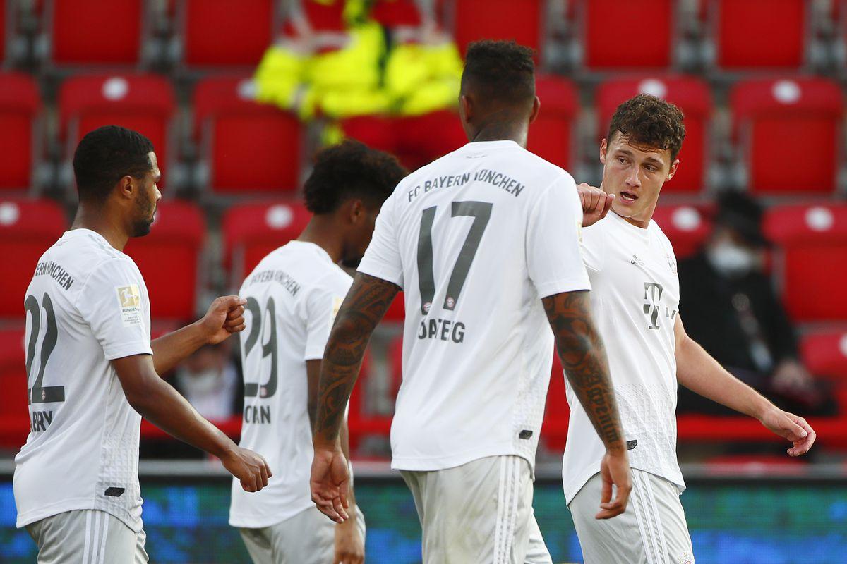 1. FC Union Berlin v FC Bayern Muenchen - Bundesliga