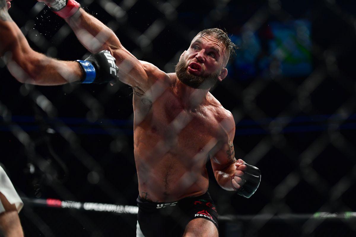 MMA: UFC Fight Night-Stephens vs Moicano