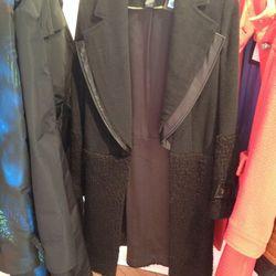 Coat, $400