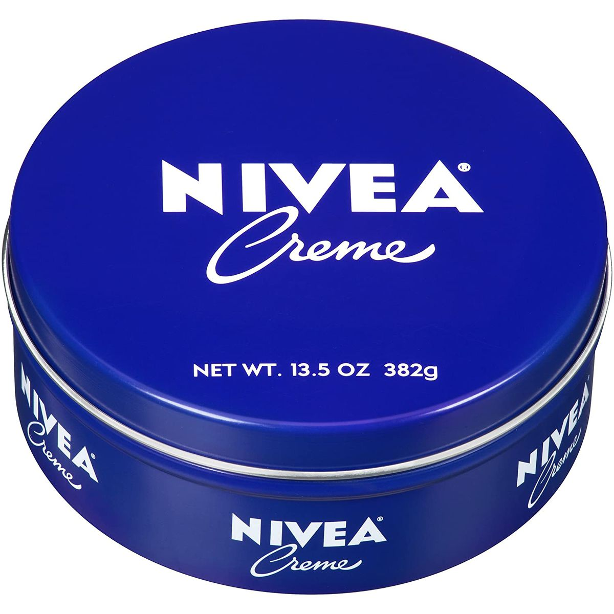 A jar of Nivea cream
