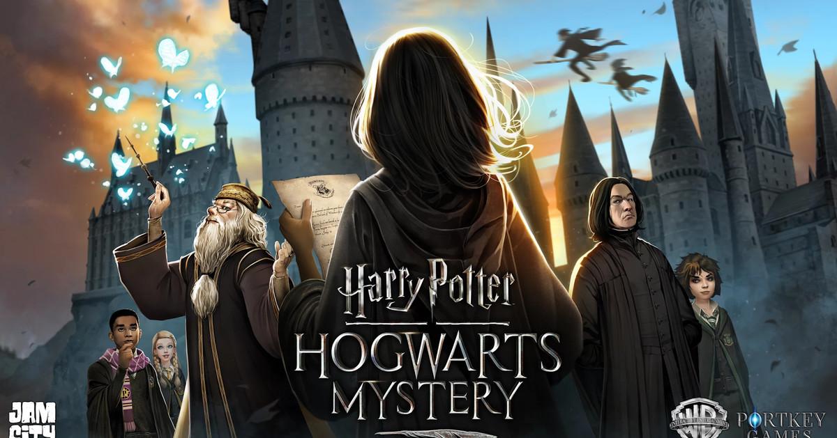 Harry Potter: Hogwarts Mystery RPG teaser debuts