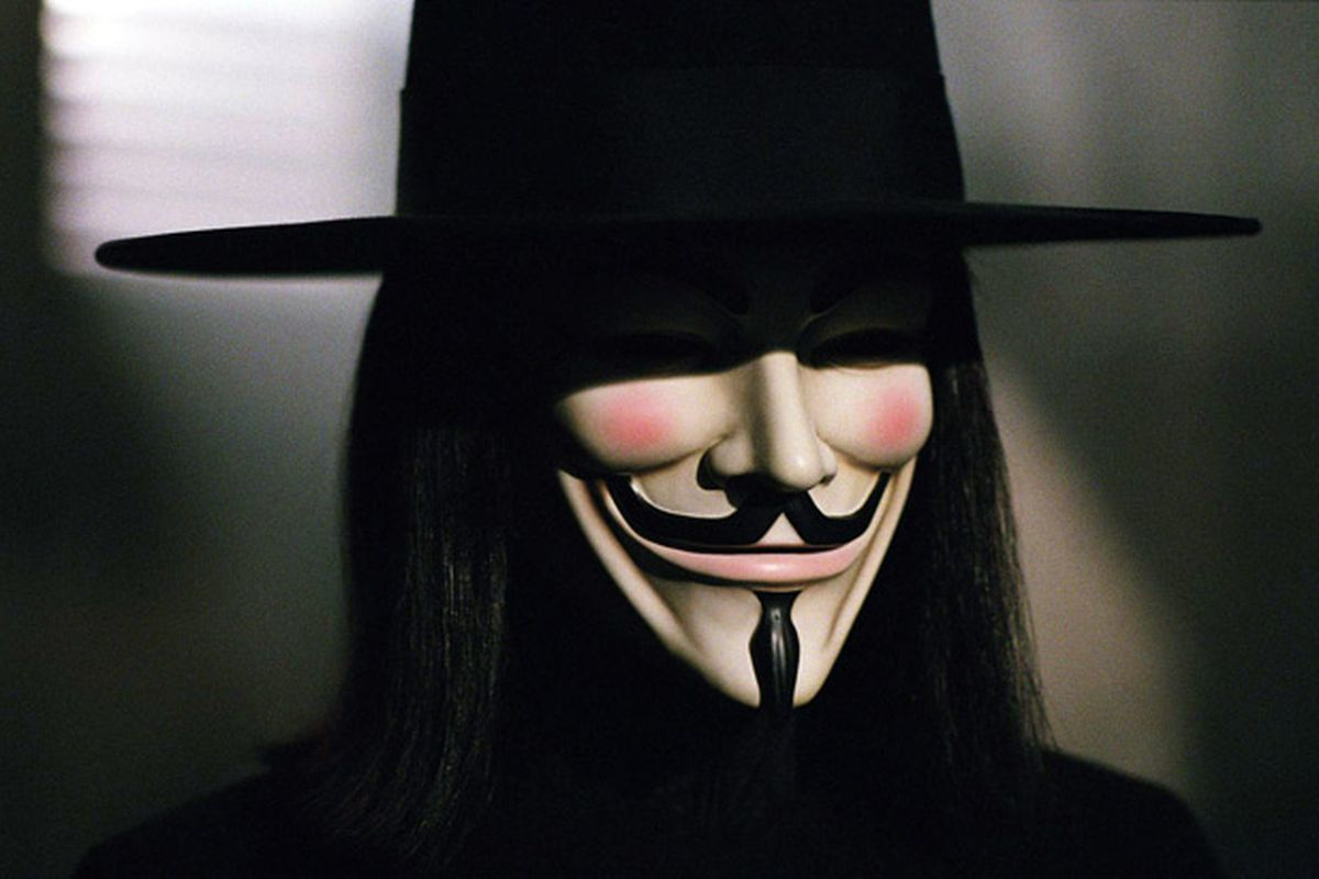 Alan Moore, V for Vendetta author, on the Anonymous movement - The Verge