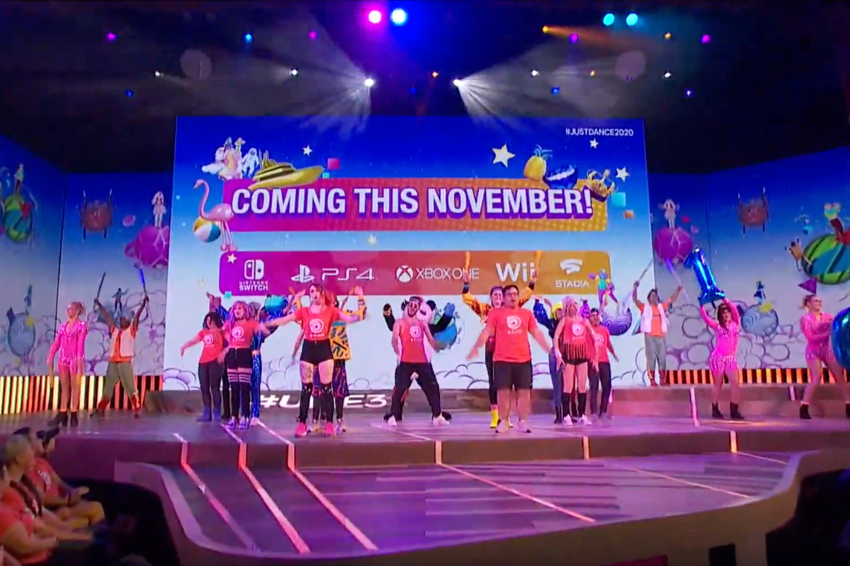 Just Dance 2020 Wii version? - Polygon