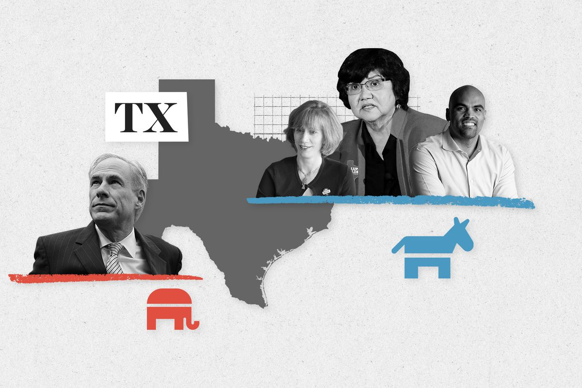 Texas primary election 2018 results: governor and