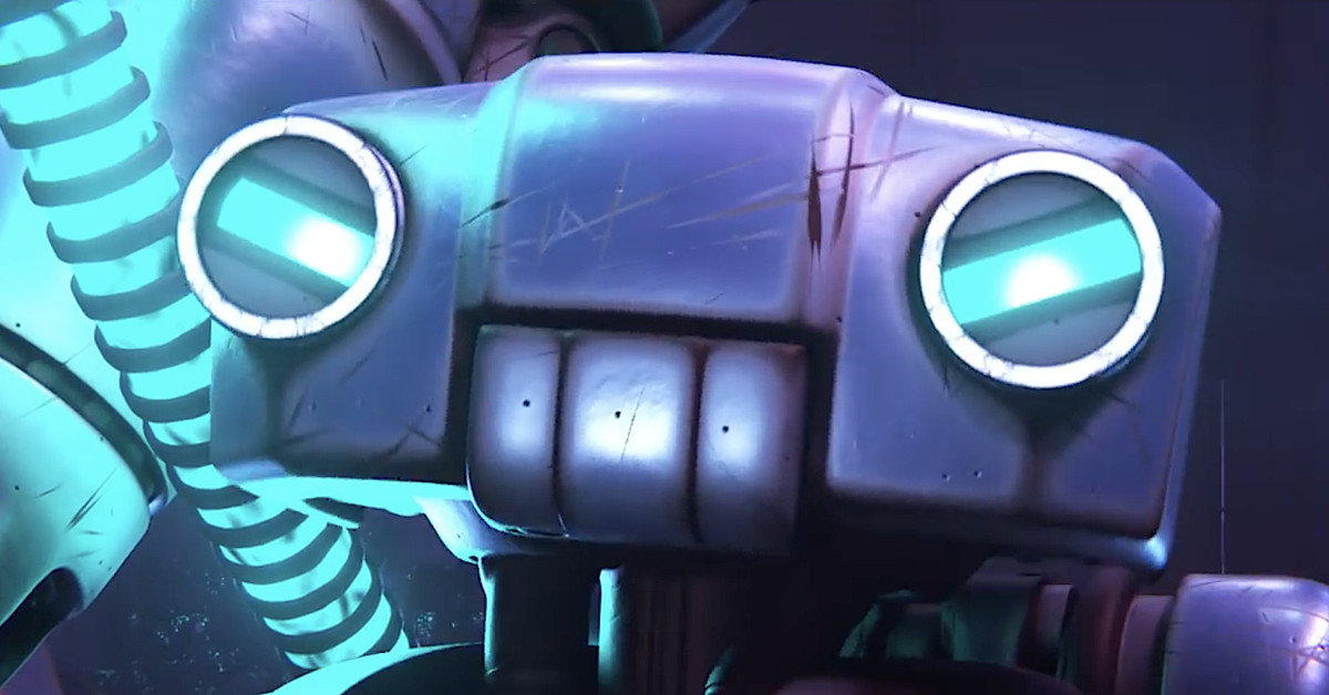 photo of Pixar's new YouTube short plays like a companion piece to Wall-E image