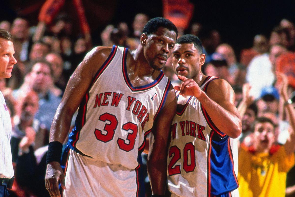 2000 NBA Playoffs - Miami Heat v New York Knicks