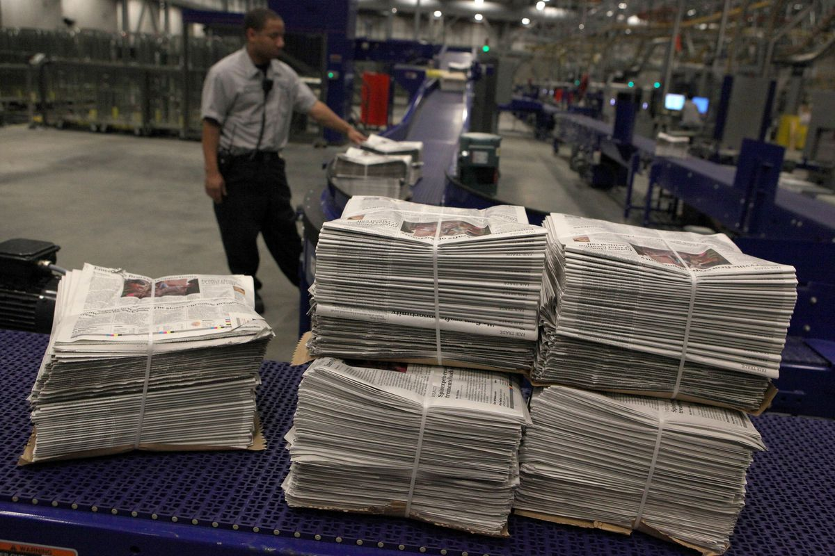 San Francisco Chronicle Shifts To Glossy Look
