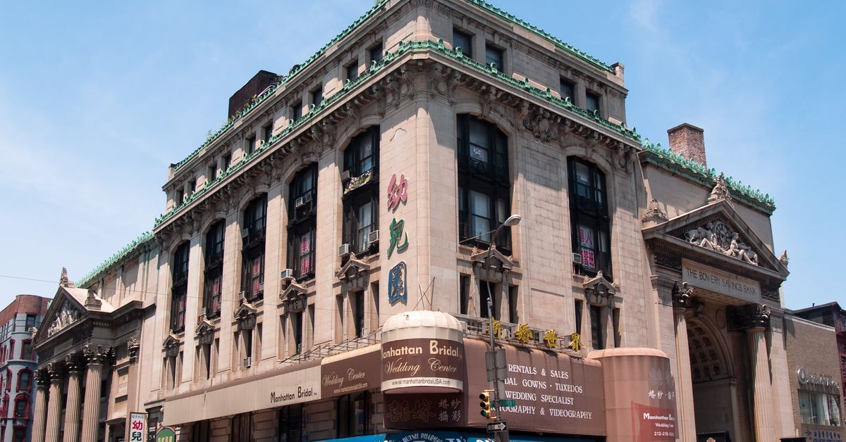 stanford white u2019s bowery savings bank building will head to